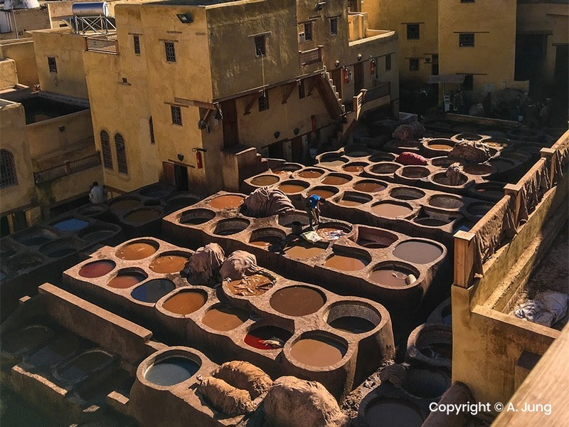Fes - Morocco by tours In Marocco