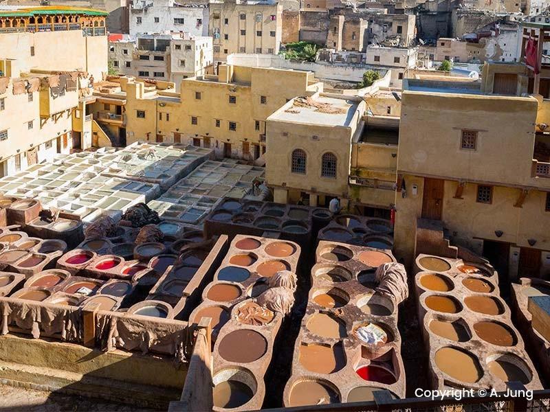 Tour Casablanca - Fes