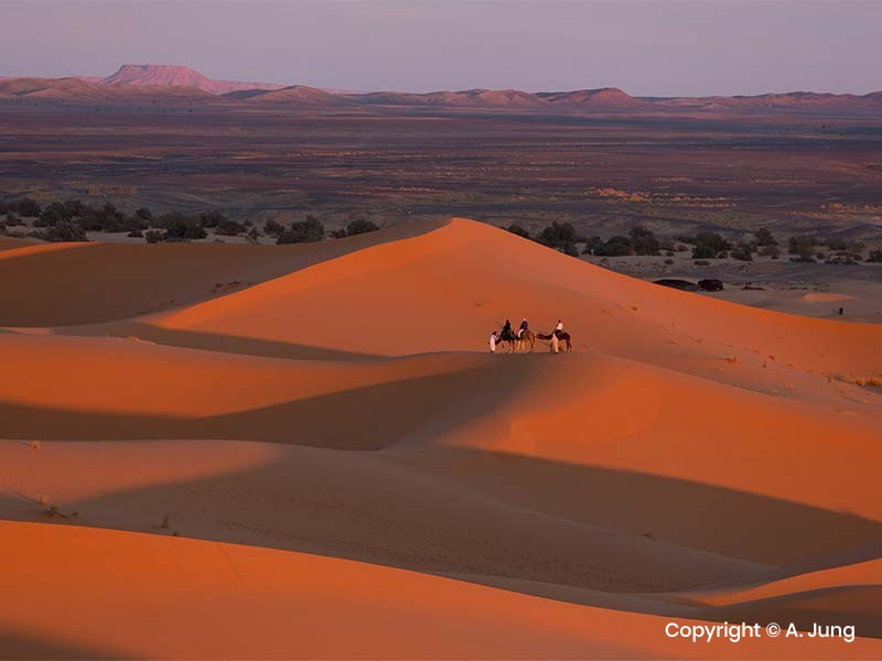 Morocco by tours In Marocco