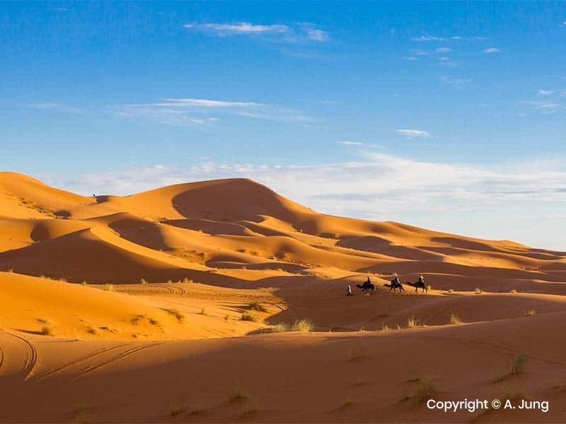 Tour Casablanca Merzouga Desert