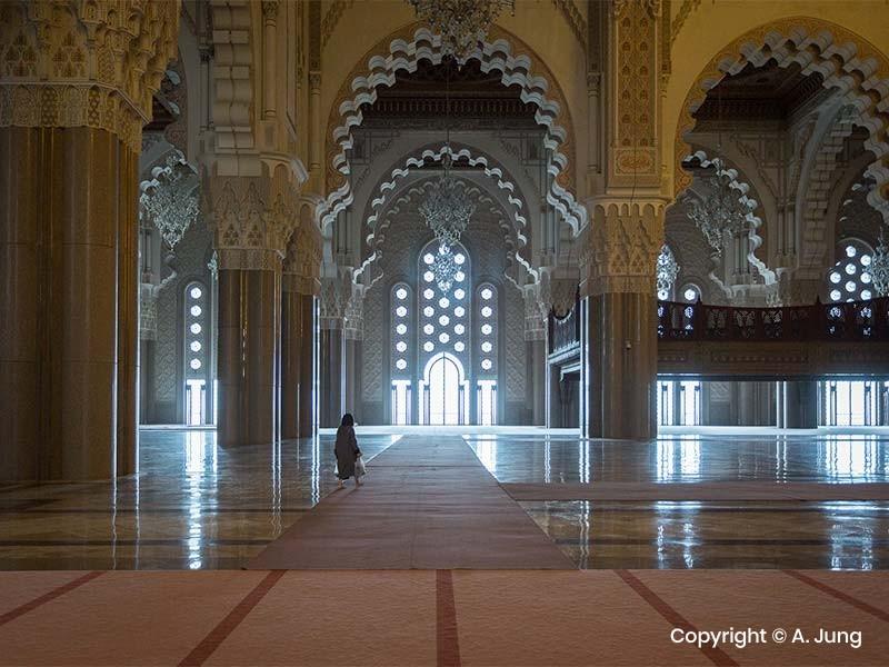 Tour Casablanca - Mosque Hassan