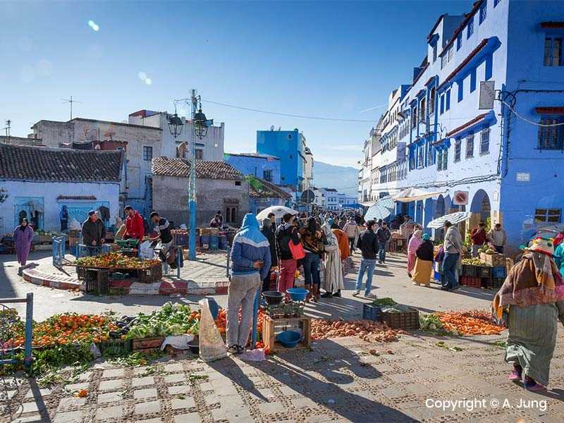 Fes - Rabat - Holiday Tours In Morocco