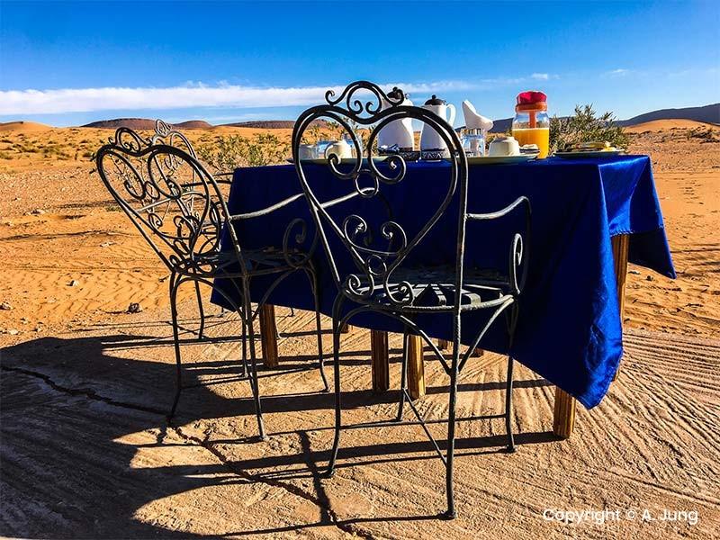 Tour Fes - Ramlia Desert