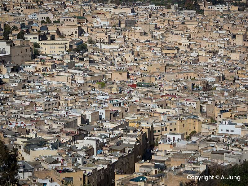 Tour Marrakech - Fes