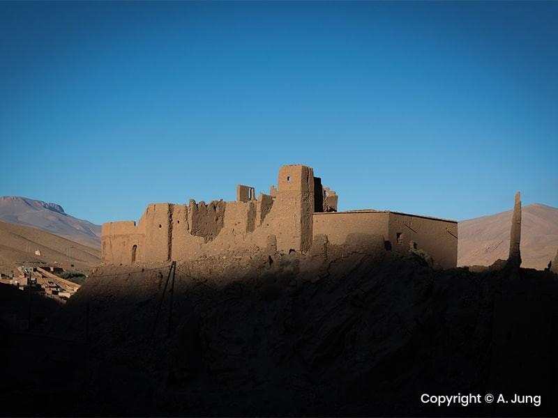 Tour Tangier - Oaurzazade